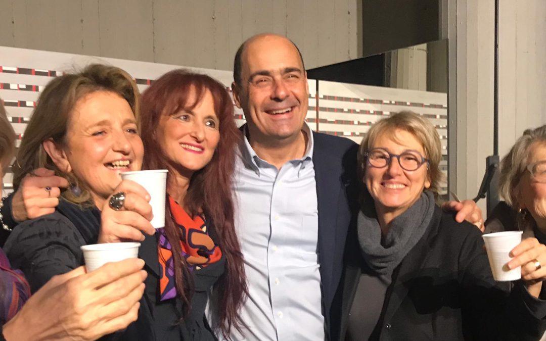 (Italiano) Zingaretti inaugura la rigenerazione di Corviale