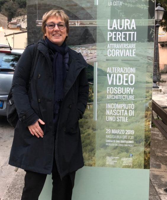 Laura Peretti in Ragusa