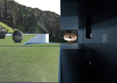 NIVOLA'S SCULPTURE MUSEUM